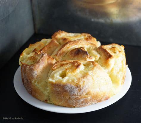 quark pudding kuchen quark vanillepudding kuchen