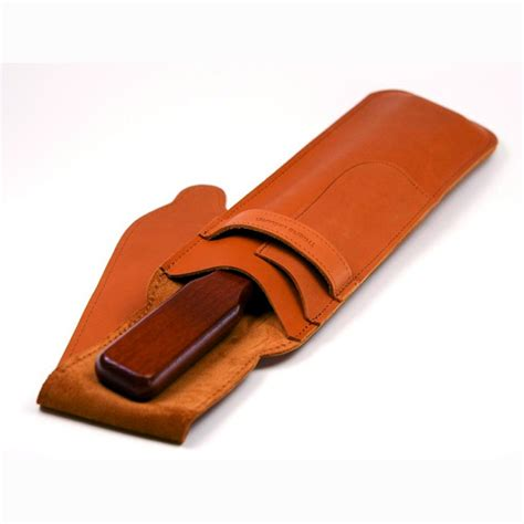 razor strops travel strop with laguiole knives actiforge