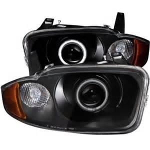 chevy cavalier 2003 2005 black projector headlights ccfl