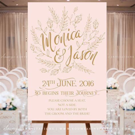 Welcome Signs & Matching Decor « Wedding Invitations