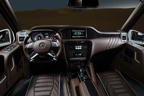 customized g wagon interior ares design mercedes g63 amg looks angelic and sporty