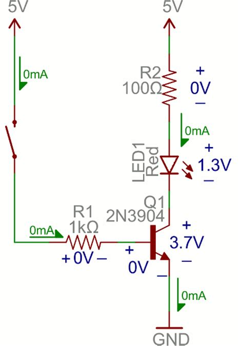 mosfet como resistor variável npn transistor as switch