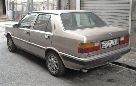 Lancia Prisma 1988 Lancia Prisma Partsopen