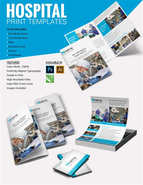 illustrator tri fold brochure template best sles