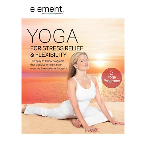 stress relief the challenge dvd review element for stress relief flexibility