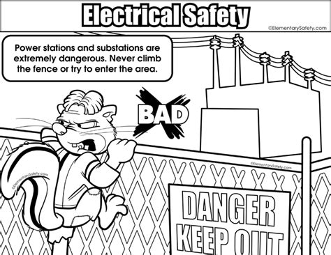 Electric Coloring Book Free