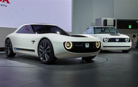 electric sports cars honda brings electric sports car concept to motor