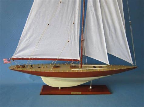 Sailboat Models For Decoration by Buy Wooden Lionheart Limited Model Sailboat Decoration 50