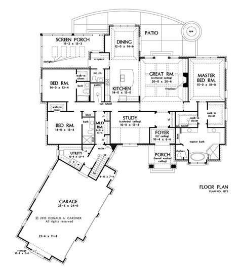 houseplan com plan of the week over 2500 sq ft the bartlett 1372 3322