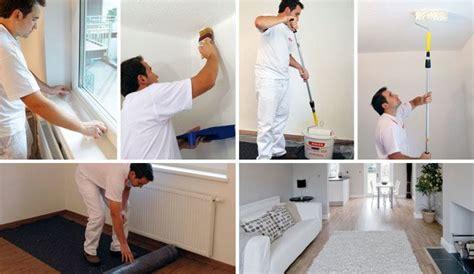 Streichen Erst Decke Oder Wände by Decke Richtig Streichen W Nde Decken Richtig Streichen