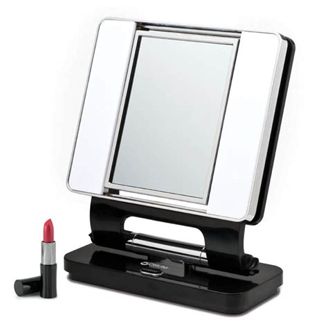 lighted magnifying makeup mirror magnifying mirrors