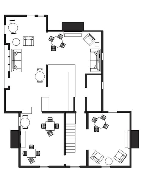 coffee shop floor plan layout coffee shop layout floor plan coffee kiosk layout shop