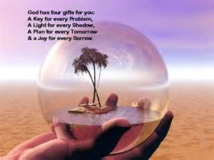 it lovely gt god has four gifts for you quotes
