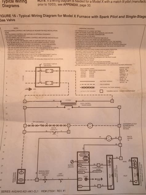 reznor thermostat wiring diagram 28 images reznor