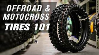 Dirt Bike Tire Guide Offroad Motocross Tire Guide