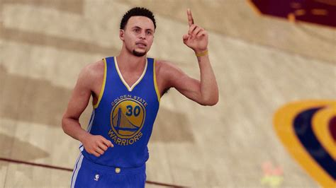 Mba 2k16 How To Edit Roster by Nba 2k16 Gameplay Can T Accurately Portray Stephen Curry