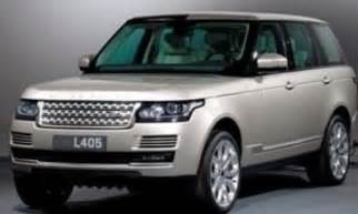 Range Rover Crash Test Ratings by Land Rover Range Rover 2013 Onwards Crash Test Results