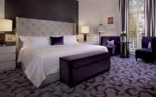 Purple Master Bedrooms Purple Master Bedroom Turning Dreams Into Reality Decozilla