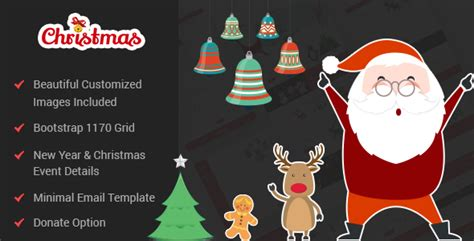 christmas themes for microsoft outlook christmas new year psd template by themeebit themeforest
