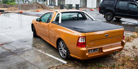 Ford Ute 2020 by 2015 Ford Falcon Xr6 Turbo Ute Review Photos Caradvice