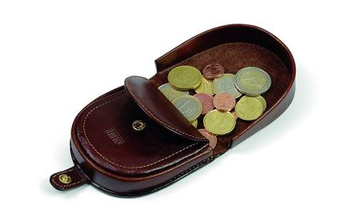 porta monete esclusivo portamonete tacco in pelle tempora