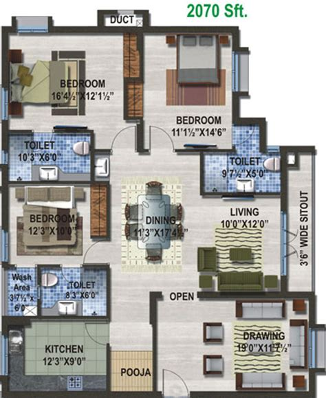 Estella Gardens Floor Plan by Sew Estella In Hitech City Hyderabad Price Location