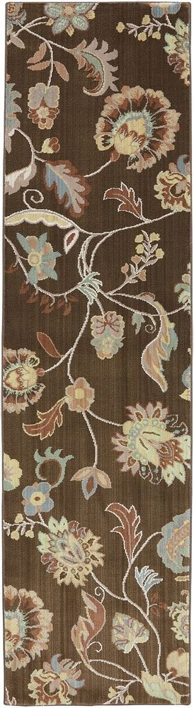 mohawk home area rugs serenity sol star bison 2 1x7 10