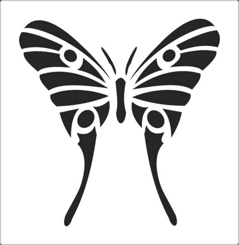 avery template 16281 butterfly stencil template 28 images glass fusing