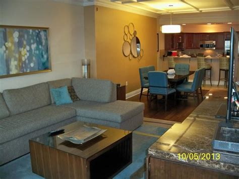 dining and living room picture of emerald grande at