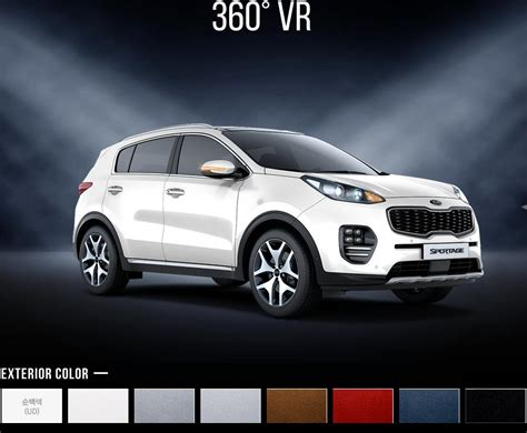 Kia Sportage 4 More 2016 Kia Sportage Official Pictures The Korean Car