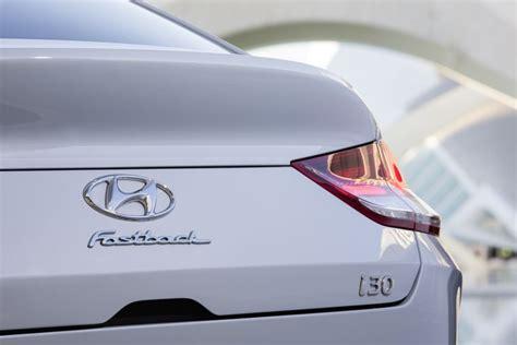 I30 Fastback Tieferlegen by Hyundai I30 Fastback Fahrbericht Unterwegs Im Kompakten
