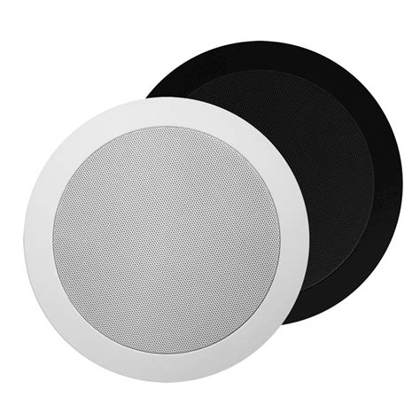 5 1 Ceiling Speakers by Cs55 Fit Dual Cone 5 1 4 Quot Ceiling Speaker 8 Ohm