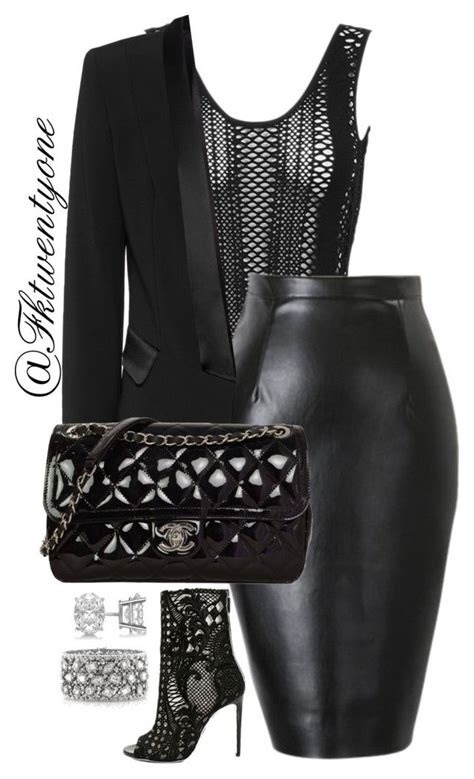 blacked   fashionkill   polyvore