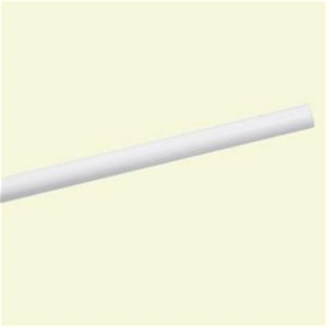 Closetmaid Hanging Rod closetmaid superslide 4 ft closet hanging rod 2057 the home depot