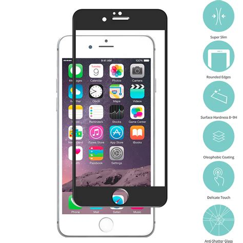 for iphone 6 plus 6s plus tempered glass screen protector ebay
