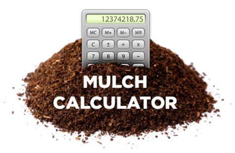 mulch calculator pacific landscape supply