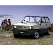 Fiat Panda 1980 Photo 02 – Car In Pictures