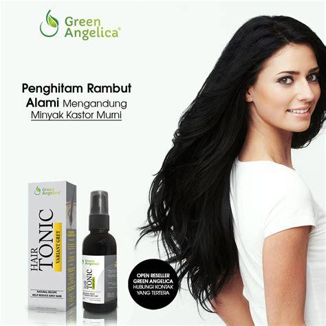Obat Menghilangkan Uban Secara Alami Obat Alami Uh Menghitamkan Ori hair tonic variant grey cara menghitamkan rambut