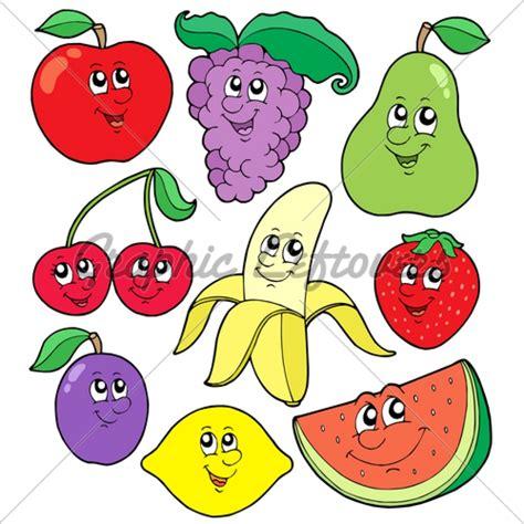 Fruit Clipart Fruit And Veg Clipart 101 Clip