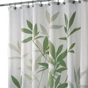 interdesign leaves shower curtain free shipping