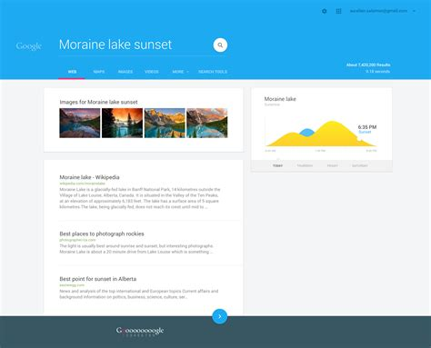 material design html google guy creates a mockup of material design google search and