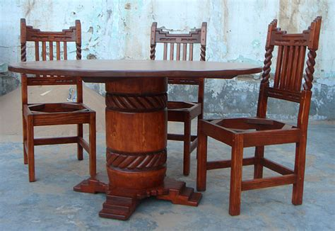 Southwest Dining Room Furniture Dining Table Southwest Style Dining Table And Chairs