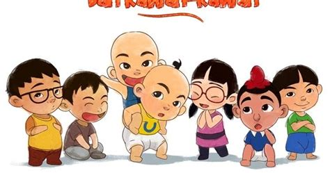 film upin ipin zombie upin and ipin cartoon film for children mommyvonzechs