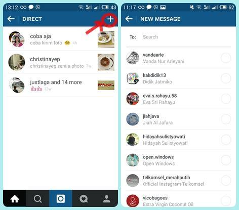 cara membuat script instagram cara membuat chat grup di instagram lianny