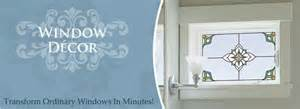 decorative window decals for home window decals window clings window decor