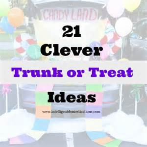 trunk or treat decorating kits 21clever trunk or treat decorating ideas