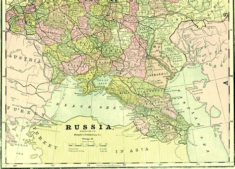 map of south russia the polyglot russian maps