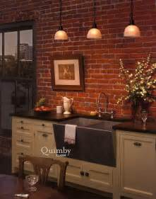 Exposed Brick Exposed Brick Kitchen Decorating Ideas Rooms That I Love