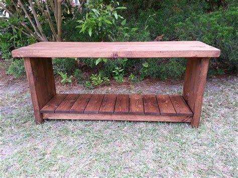 pallet shoe bench diy pallet bench with shoes rack shelf pallet furniture diy