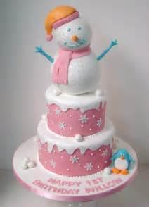 sweet cakes by winter one derland birthday cake